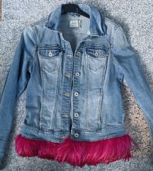 Traper jakna s perjem
