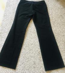 Jake s crne šire hlače vel 36