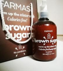 Farmasi Brown Sugar losion za tijelo 300ml