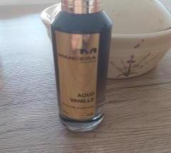 Dekantiram parfem Aoud Vanille