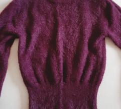 Zara cupavi pulover