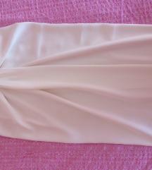 Zara pareo suknja