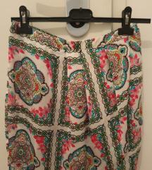 Šarena lagana suknja