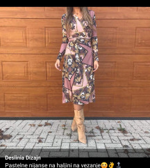 Desiinia dizajn haljina S veličina