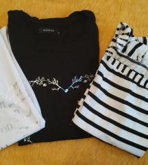 Lot 3 majice na kratki rukav