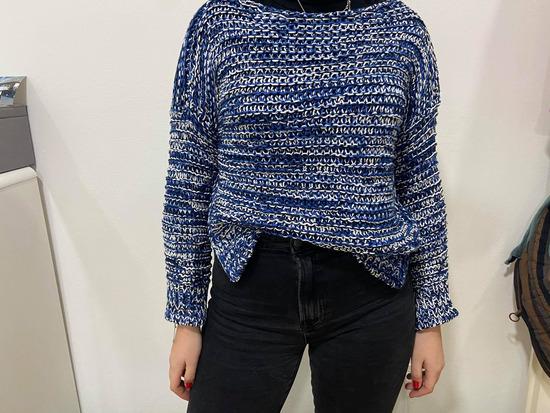 Plavi Zara  džemper