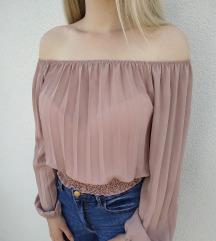 NOVA off shoulder majica, SALE, 70kn->60kn✔️🎀