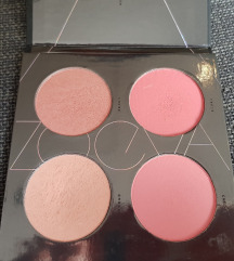 Zoeva Coral Blush Pallete