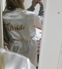 Bride to be ogrtač