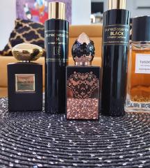 Dekantiram niche parfeme