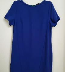 Haljina George, pariški plava, nova