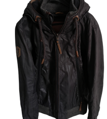 Naketano muška jakna s premazom L