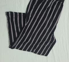 Dječje široke prugaste hlače