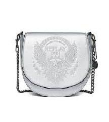 Replay srebrna torbica