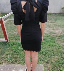 Haljina crna ZARA