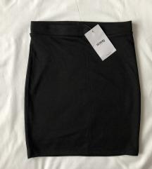 Sinsay pamučna uska suknja, s etiketom