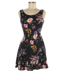 H&M floral haljina, kao nova REZERVIRANO