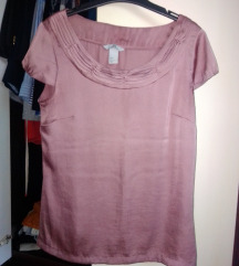 Bluza od saten svile