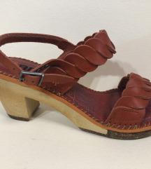 SNIZENO 350kn Art sandale 39 jednom nošene