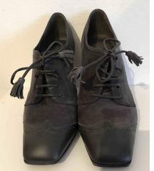Salvatore Ferragamo cipele od brušene kože