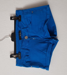 Tally Weijl plave kratke hlačice