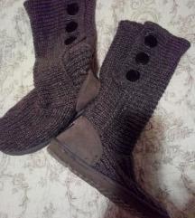 Uggs pletene čizme