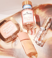 Make up+parfem poklon set