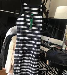 NOVA BENETTON maxi haljina XS