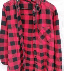 Crvena karirana košulja