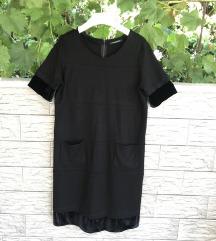 BETTY BARCLAY crna haljina 46
