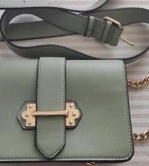 Mint zelena torbica