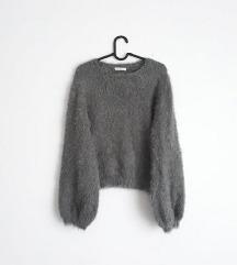 Calliope čupavi džemper