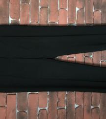 Crne svečane hlače