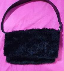 Krznena torbica Francesco Biasia