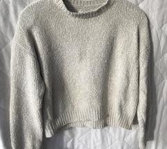 SINSAY bež džemper