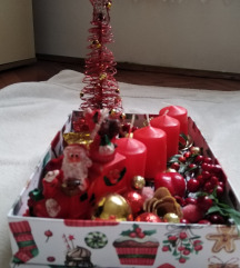 Adventski vijenac - box