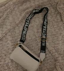 Ženska bijela torbica