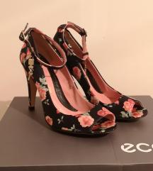 Fornarina cvjetne sandale