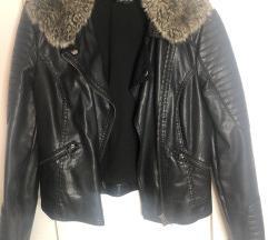 Topshop original kožna jakna