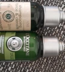 Novi lot 2x75 ml-150 ml šampona