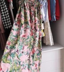 Hm cvjetna haljina prodano