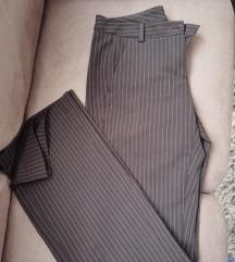 Beneton široke hlače