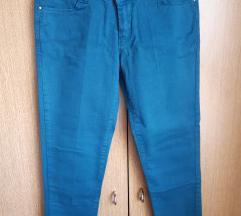 Fracomina hlače tirkizne
