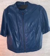 Sisley kožna jakna
