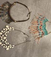 Ogrlice Accessorize, Pull and Bear