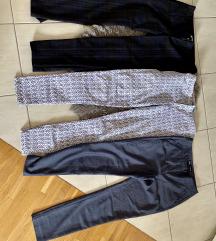 LOT hlače Zara, Stradivarius, TRN