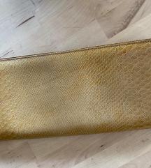 Vintage pismo torba od prave zmijske kože