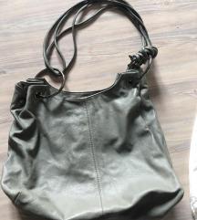 iBlues siva kožna torba