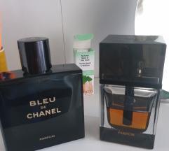 Dior home, chanel blue, dekant 10 ml