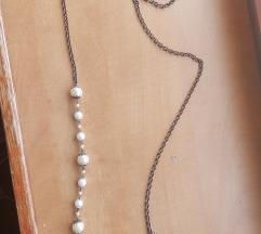 Ogrlica rucno radjena 30kn